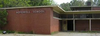 Nevermore - The Long-Gone Haunts of Georgia:  Hopewell Elementary